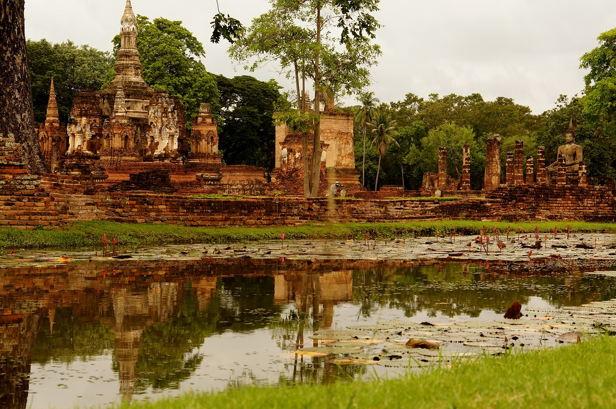 Sukhothai Old City Thailand