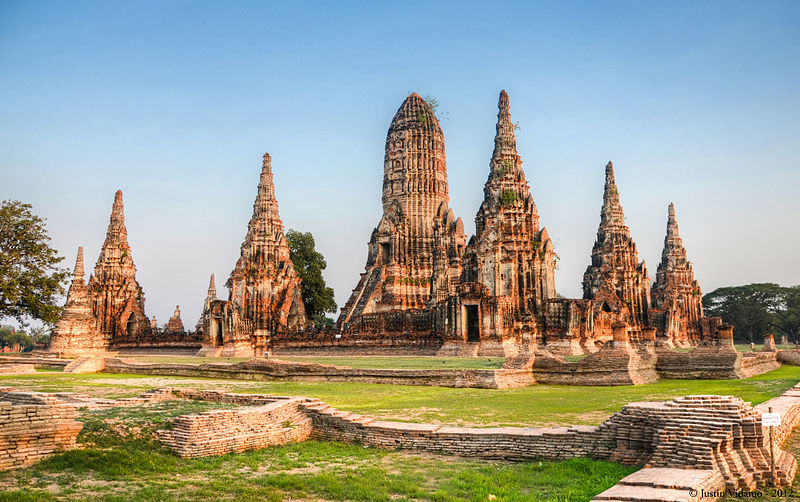 Historic City of Ayutthaya Thailand