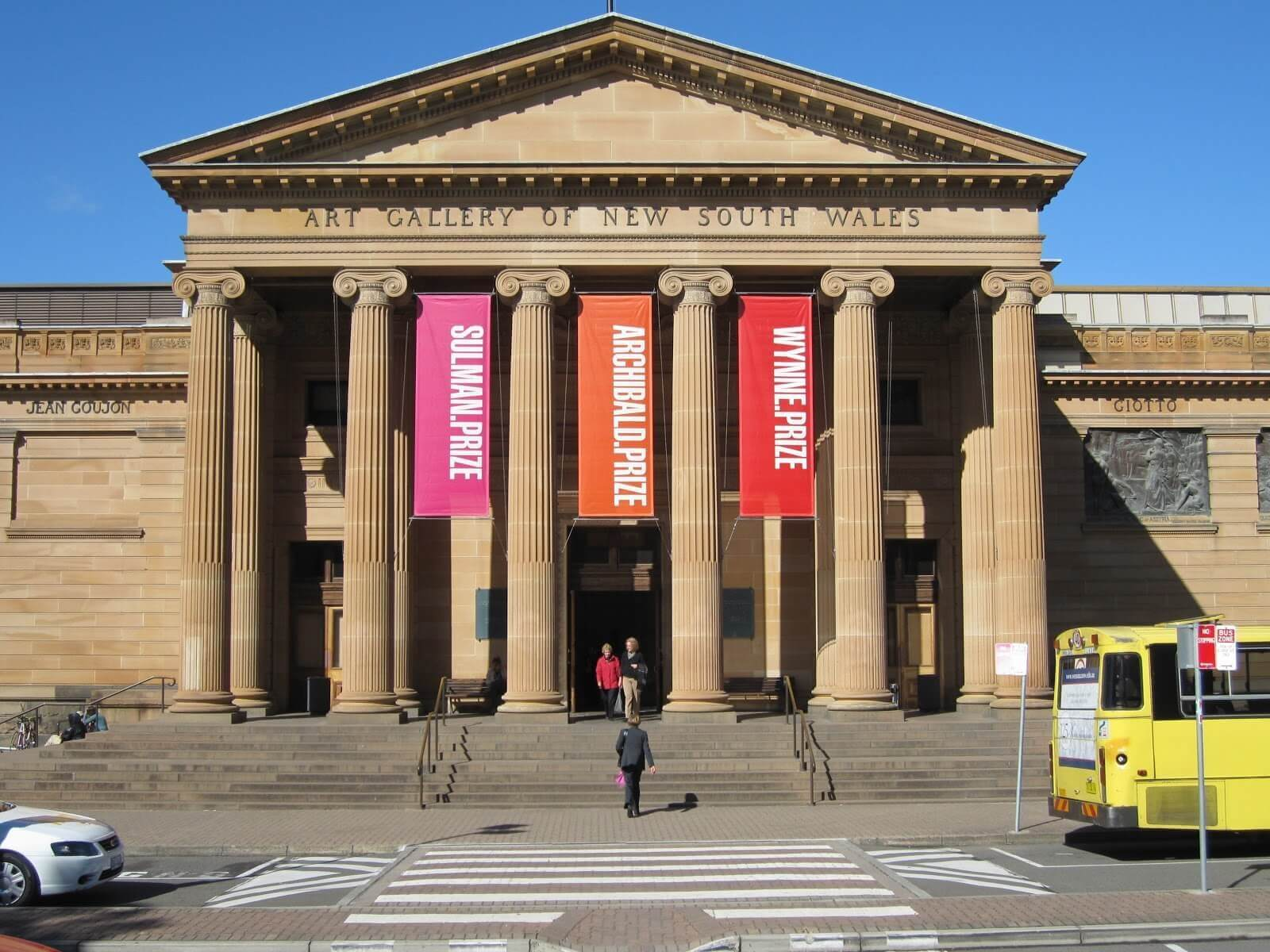 Tempat Wisata Sydney Australia - Art Gallery of New South Wales